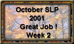 October week 2 award ribbon from MaggieA1